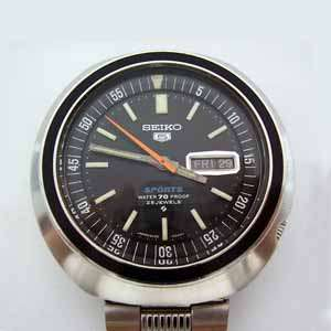 Seiko 5 Automatic Watch - 6106-6040
