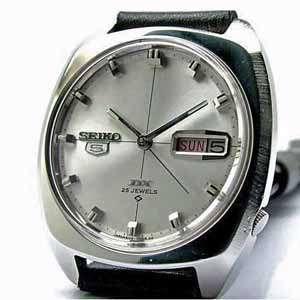 Seiko 5 Automatic Watch - 6106-7010