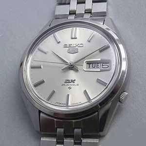 Seiko 5 Automatic Watch - 6106-7030