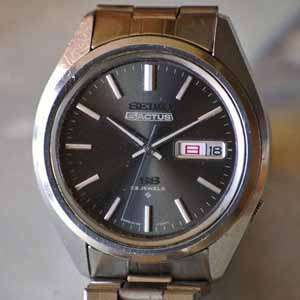 Seiko 5 Automatic Watch - 6106-7480