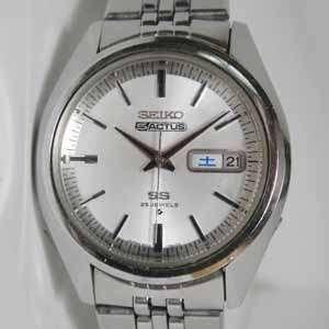 Seiko 5 Automatic Watch - 6106-7510