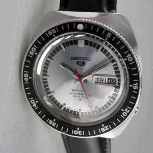 Seiko 5 Automatic Watch - 6106-8180