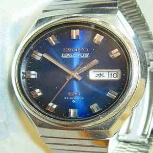 Seiko 5 Automatic Watch - 6106-8680