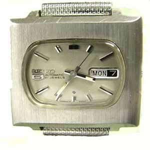 Seiko 5 Automatic Watch - 6119-5400