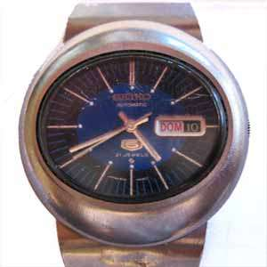 Seiko 5 Automatic Watch - 6119-5411