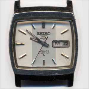 Seiko 5 Automatic Watch - 6119-5520