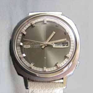Seiko 5 Automatic Watch - 6119-6000