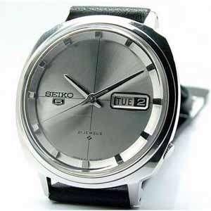 Seiko 5 Automatic Watch - 6119-6010