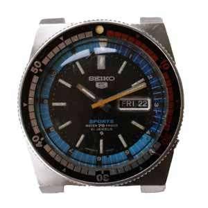 Seiko 5 Automatic Watch - 6119-6050