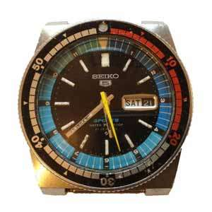 Seiko 5 Automatic Watch - 6119-6053