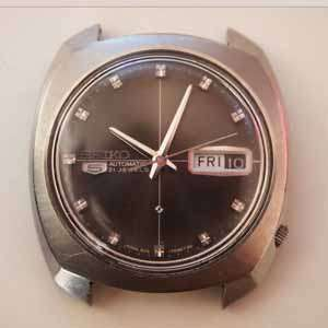 Seiko 5 Automatic Watch - 6119-7080