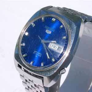 Seiko 5 Automatic Watch - 6119-7103