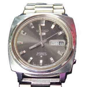 Seiko 5 Automatic Watch - 6119-7140