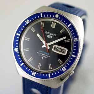Seiko 5 Automatic Watch - 6119-8120