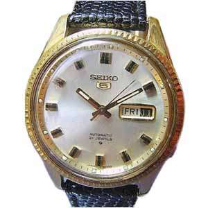 Seiko 5 Automatic Watch - 6119-8203