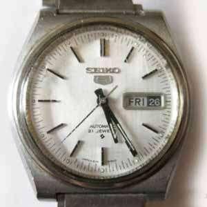 Seiko 5 Automatic Watch - 6119-8410