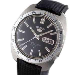 Seiko 5 Automatic Watch - 6119-8460