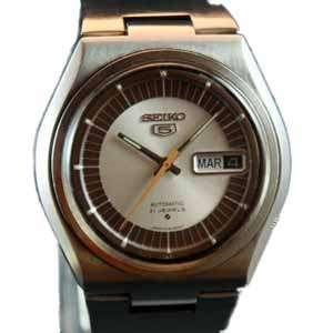 Seiko 5 Automatic Watch - 6119-8500