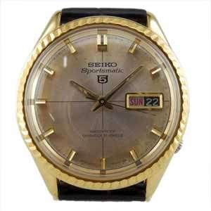 Seiko 5 Automatic Watch - 6619-8090