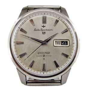 Seiko 5 Automatic Watch - 6619-8970