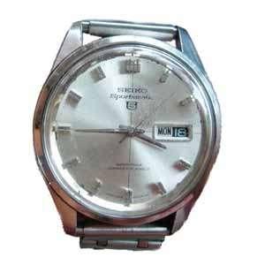 Seiko 5 Automatic Watch - 6619-9010