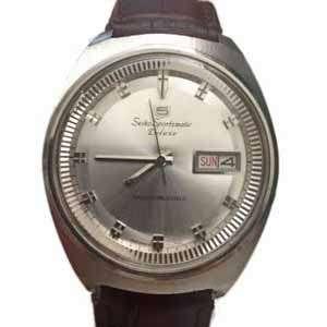 Seiko 5 Automatic Watch - 7619-7020