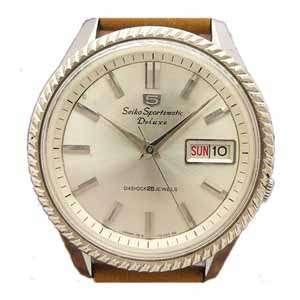 Seiko 5 Automatic Watch - 7619-7040