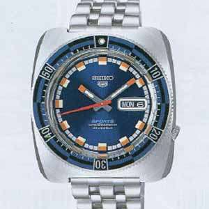 Seiko 5 Automatic Watch - SBSS015