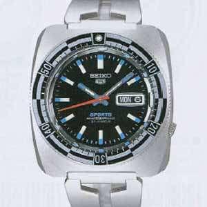 Seiko 5 Automatic Watch - SBSS017