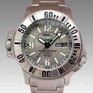 Seiko 5 Automatic Watch - SKZ215