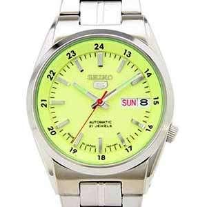 Seiko 5 Automatic Watch - SNKJ19