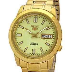 Seiko 5 Automatic Watch - SNKK24