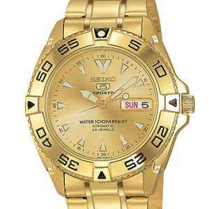 Seiko 5 Automatic Watch - SNZB34