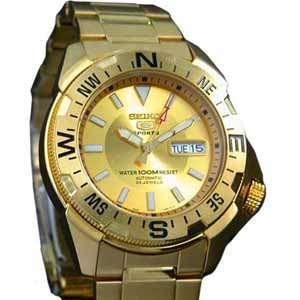 Seiko 5 Automatic Watch - SNZE84