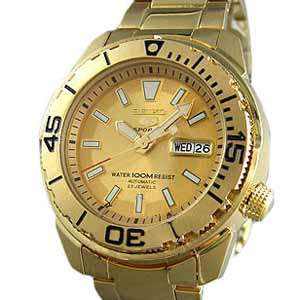 Seiko 5 Automatic Watch - SNZF02