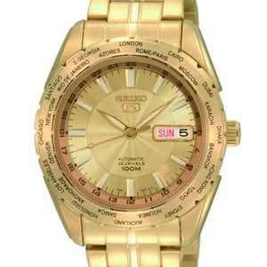 Seiko 5 Automatic Watch - SNZG56