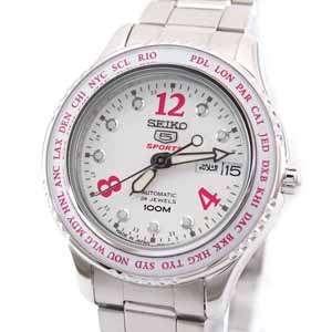 Seiko 5 Automatic Watch - SRP365