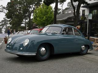 Porsche 356 - 1951 - Coupe