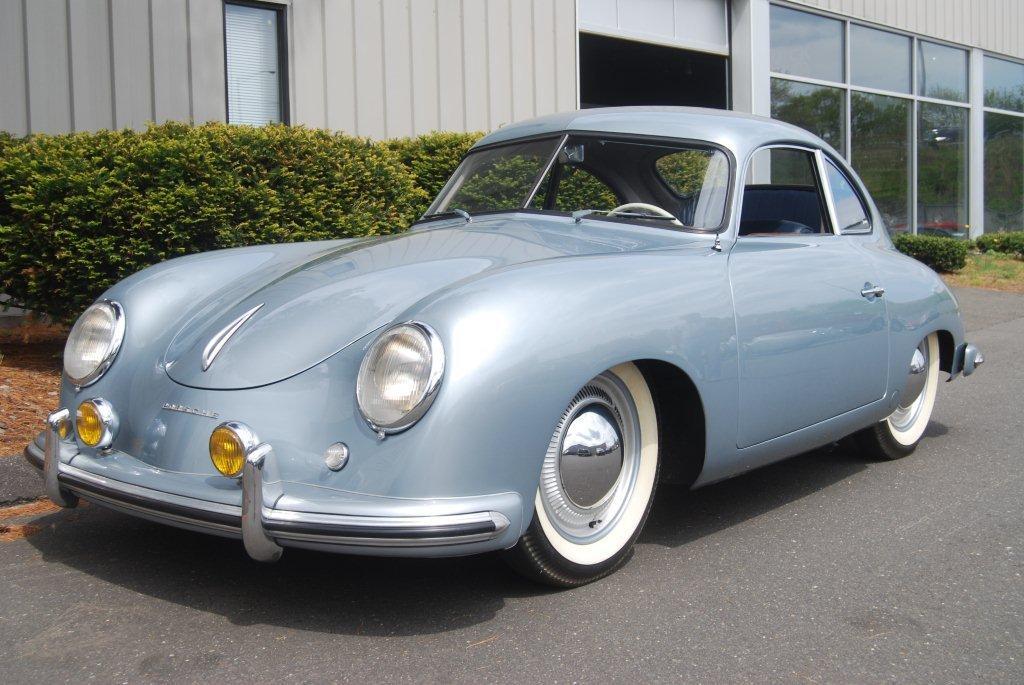 Porsche 356 - 1952 - Coupe