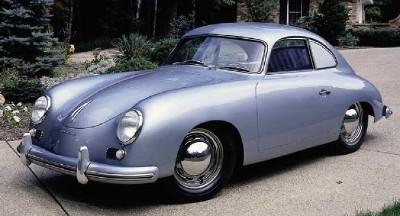 Porsche 356 - 1954 - Coupe