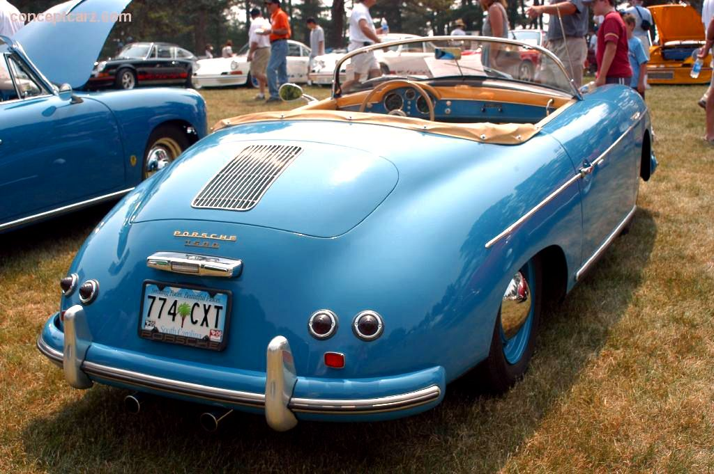 Porsche 356 - 1954 - Speedster