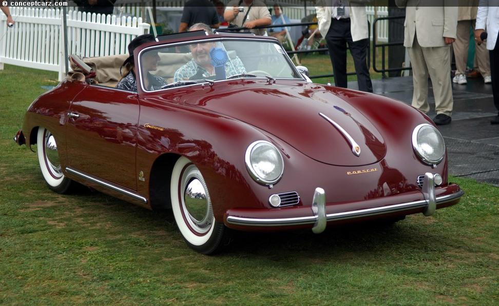 Porsche 356 - 1955 - Cabriolet