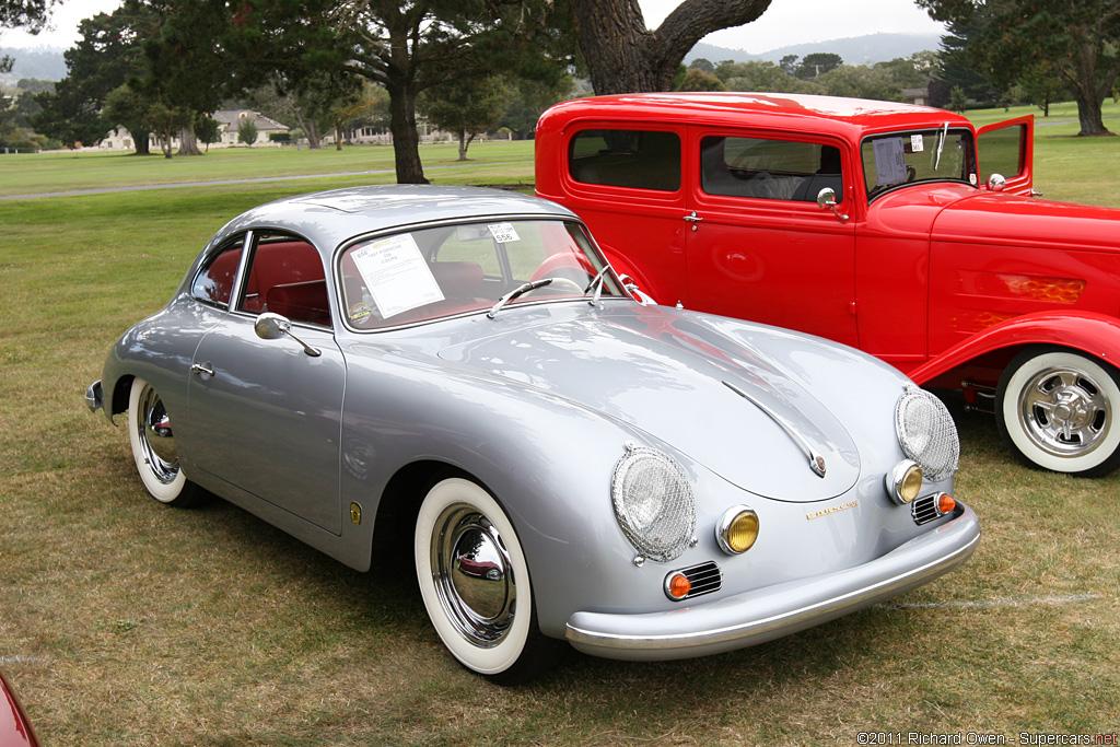 Porsche 356 - 1957 - Coupe