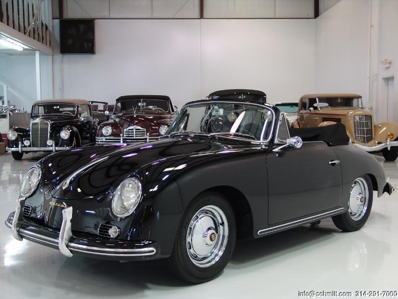 Porsche 356 - 1959 - Cabriolet