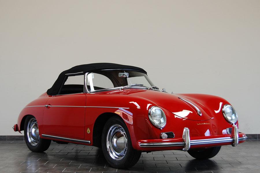 Porsche 356 - 1959 - Convertible D