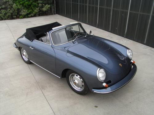 Porsche 356 - 1961 - Cabriolet