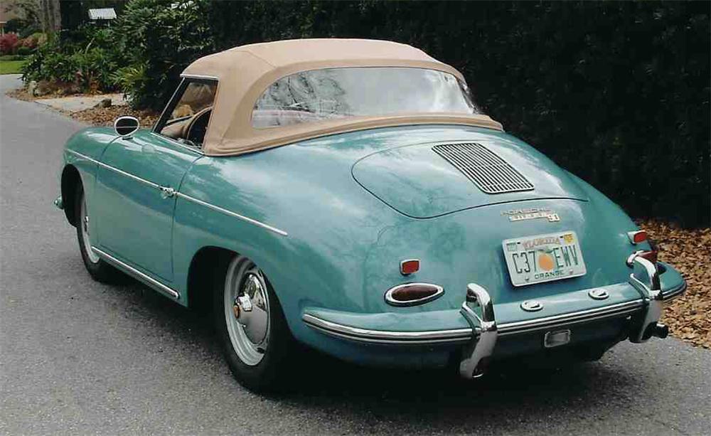 Porsche 356 - 1961 - Roadster
