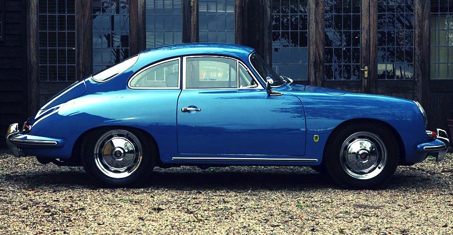 Porsche 356 - 1962 - Coupe