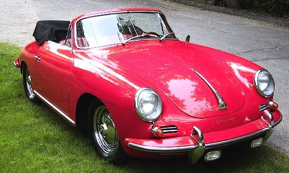 Porsche 356 - 1962 - Cabriolet