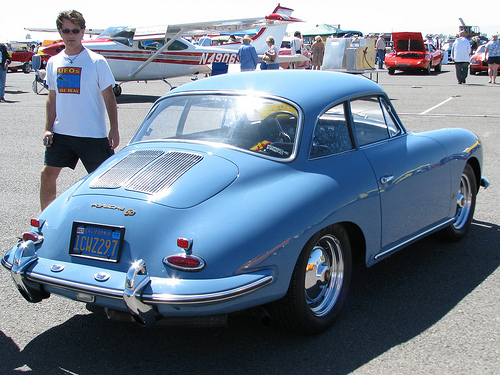 Porsche 356 - 1962 - Karmann Hardtop
